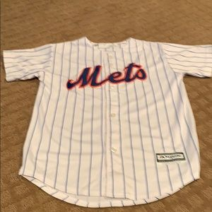 Boys youth Mets Jersey , perfect condition, 10-12